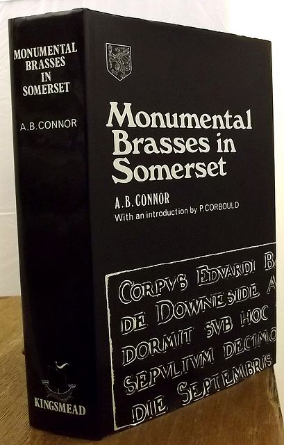 MONUMENTAL BRASSES IN SOMERSET.