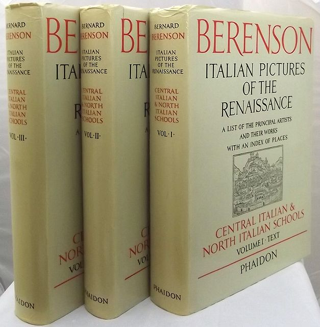 ITALIAN PICTURES OF THE RENAISSANCE.