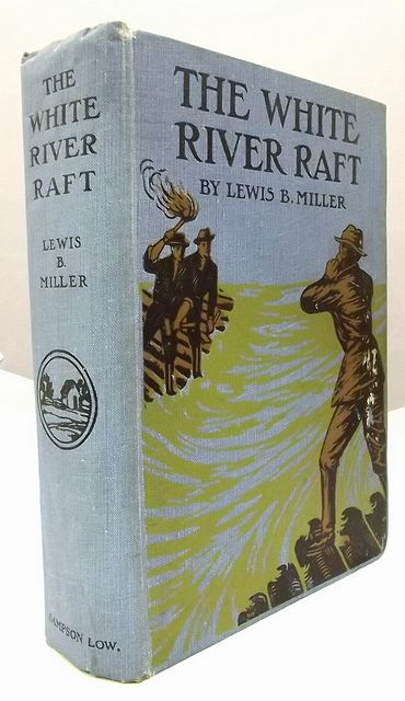 THE WHITE RIVER RAFT.
