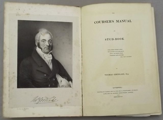 THE COURSER'S MANUAL,