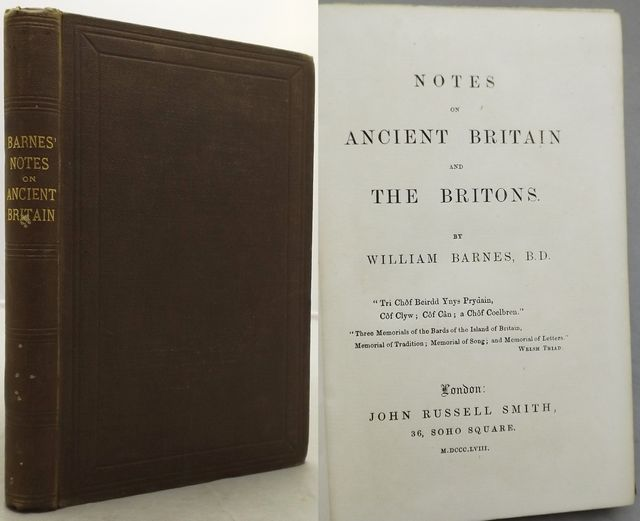 NOTES ON ANCIENT BRITAIN AND THE BRITONS.