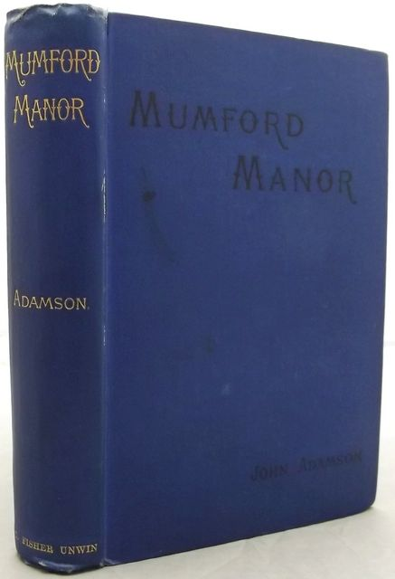 MUMFORD MANOR.
