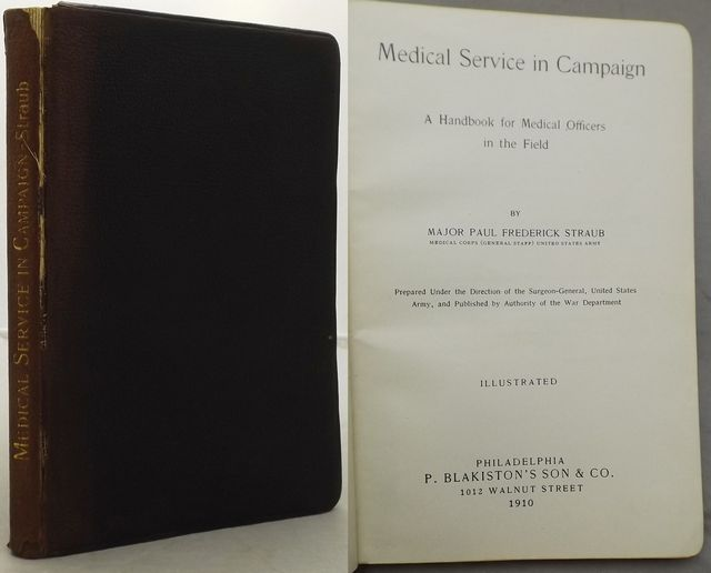 MEDICAL SERVICE IN CAMPAIGN