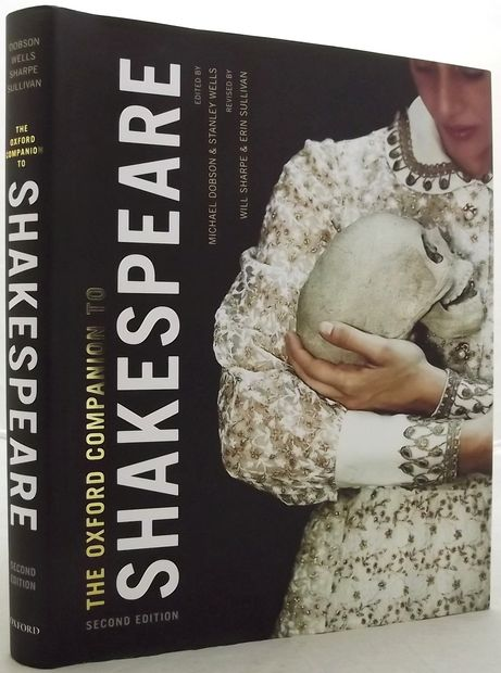 THE OXFORD COMPANION TO SHAKESPEARE.