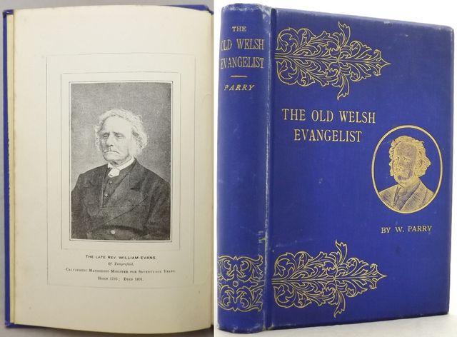 THE OLD WELSH EVANGELIST,