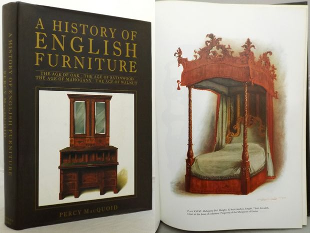 A HISTORY OF ENGLISH FURNITURE.