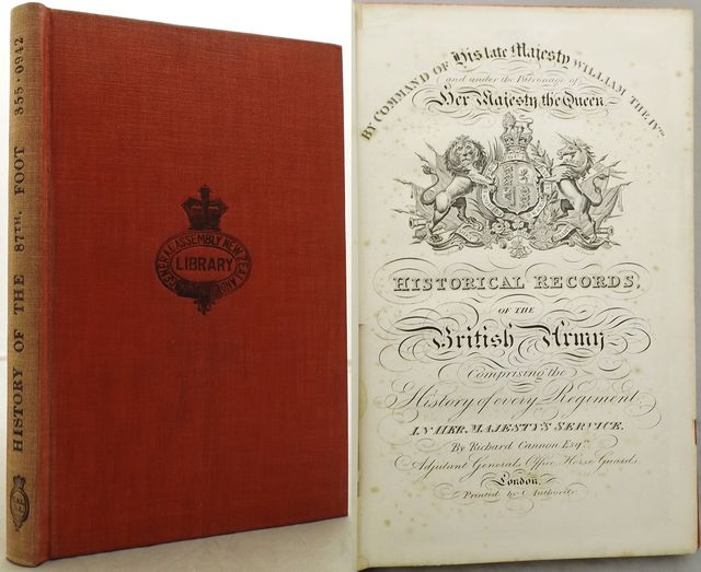 HISTORICAL RECORD OF THE EIGHTY-SEVENTH REGIMENT,