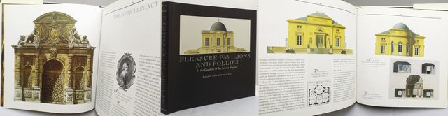 PLEASURE PAVILIONS AND FOLLIES.
