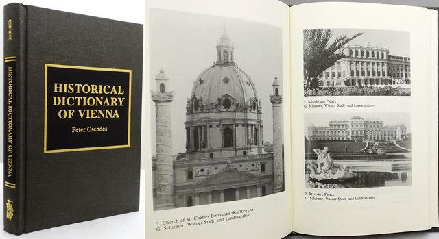 HISTORICAL DICTIONARY OF VIENNA.