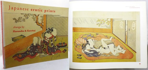 JAPANESE EROTIC PRINTS