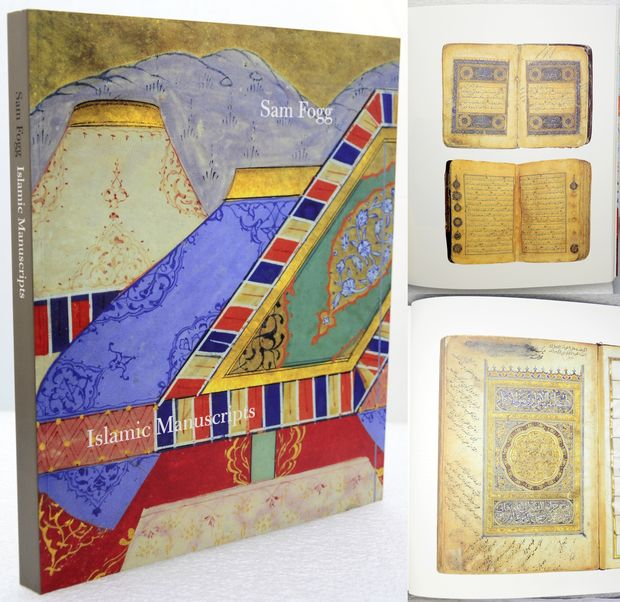 ISLAMIC MANUSCRIPTS.