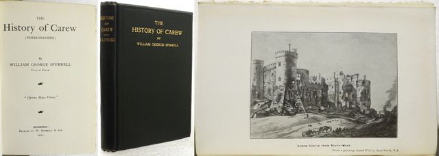 THE HISTORY OF CAREW.