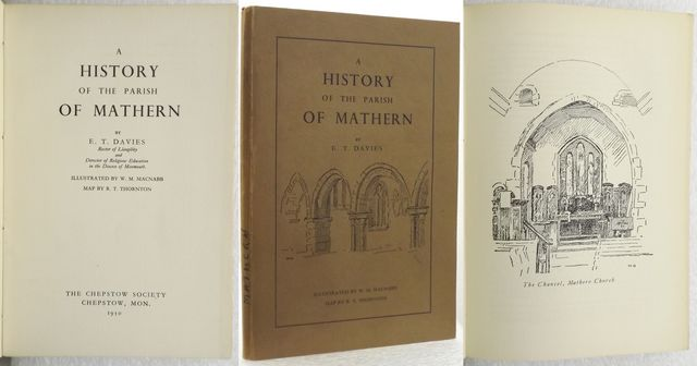 A HISTORY OF THE PARISH OF MATHERN.