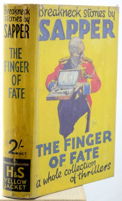 THE FINGER OF FATE.