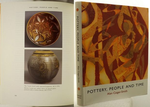 POTTERY, PEOPLE AND TIME.