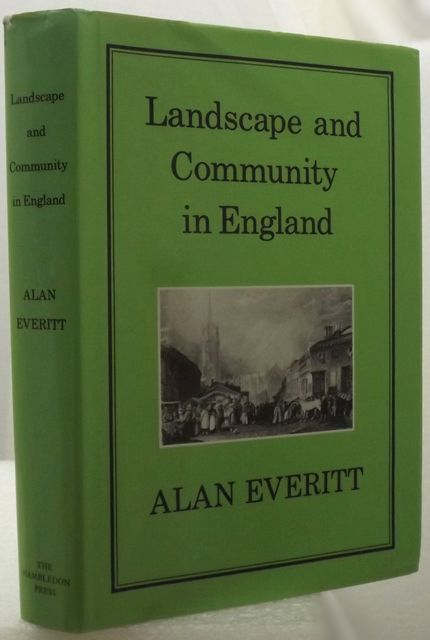 LANDSCAPE AND COMMUNITY IN ENGLAND.
