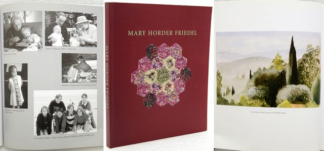 A BOOK BY, FOR, AND ABOUT MARY HORDER FRIEDEL 1911-2004.